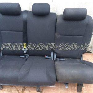 Задні сидіння Land Rover Freelander