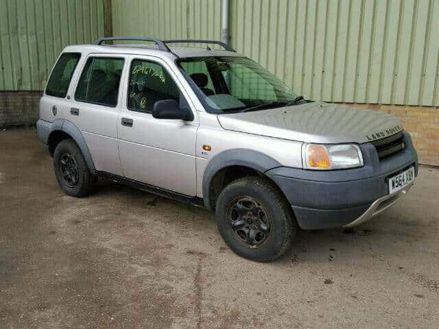 Розборка Land Rover Freelander 1.8 2002