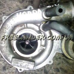 Турбіна Land Rover Freelander 2.0 td4 PMF100490