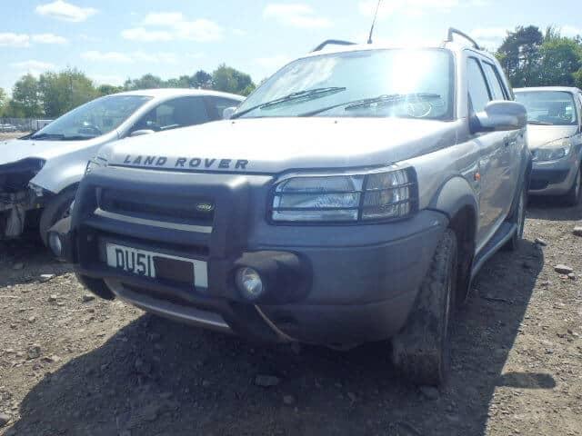 Land Rover Freelander 2000 2.0 diesel, двигун Honda Розборка