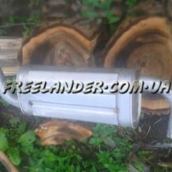 Глушник вихлопних газів кінцевий Land Rover Freelander з 1998 по 2006