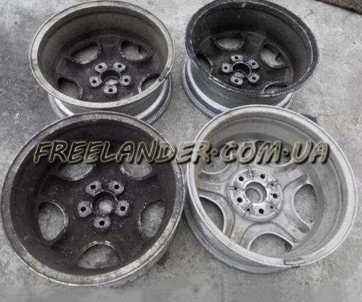 Диски лекгосплавні Land Rover Freelander R16