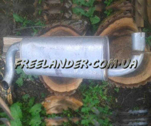 Задня частина глушника для Land Rover Freelander 1998-200