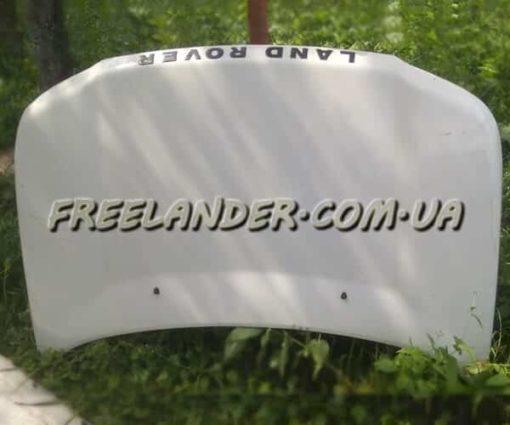 Капот Land Rover Freelander білий колір 1998-2006 ASR2512