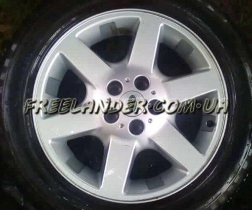 Титанові диски Land Rover Freelander R17