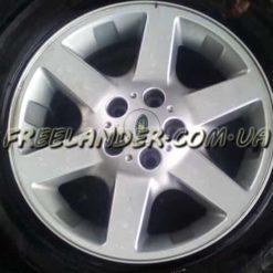 4 титанові диски Land Rover Freelander R17