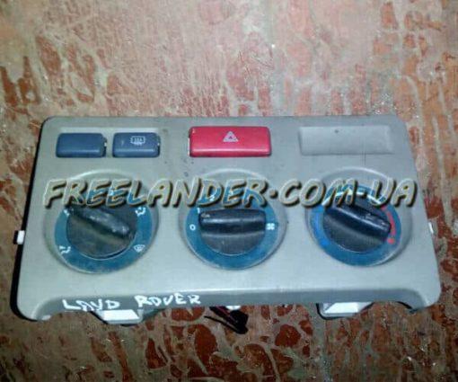 Блок управління печкой без кондиціонера для Land Rover Freelander 1998-2006