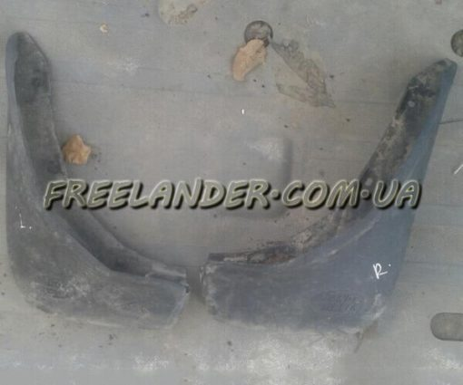 Бризговики задні (лівий та правий) для Land Rover Freelander CAT101070
