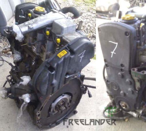 Двигун Land Rover Freelander 2.0 Honda 98-2000