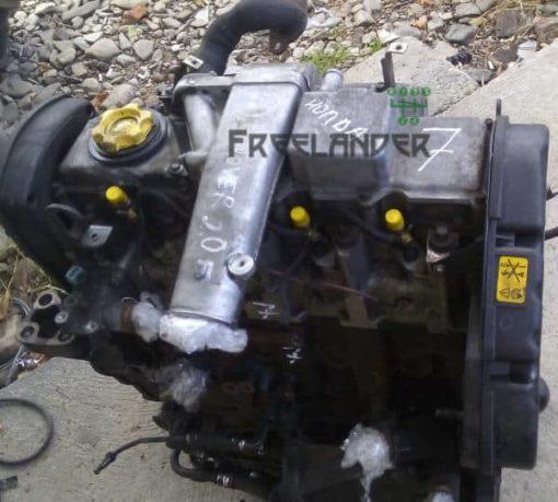 Мотор Land Rover Freelander 2.0 Honda 98-2000