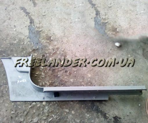 Накладка порога ліва Land Rover Freelander