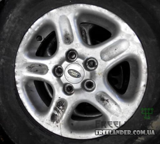 Титанові диски R15 Land Rover Freelander Львів
