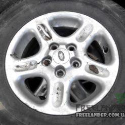 Титанові диски R15 Land Rover Freelander фото