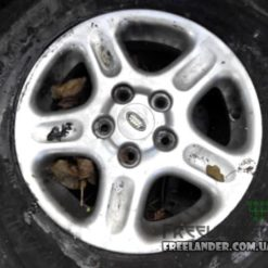 Титанові диски R15 Land Rover Freelander ціна