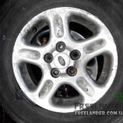 Титанові диски R15 Land Rover Freelander