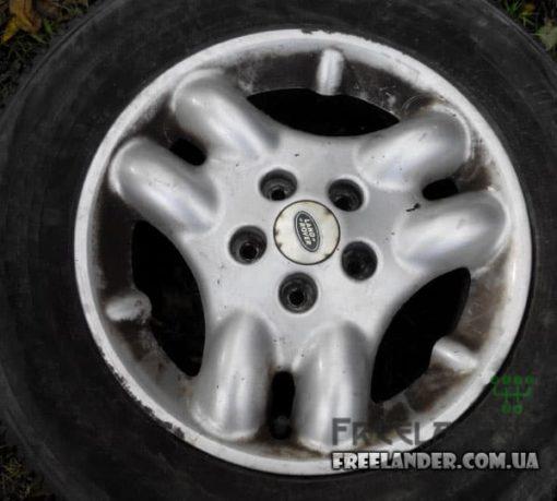 Титанові диски R16 Land Rover Freelander Львів