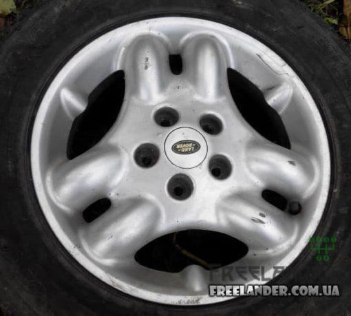 Титанові диски R16 Land Rover Freelander Рівне