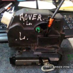 Замок лівий 7 пінів передній електро Land Rover Freelander 1998-2006 ALR9783