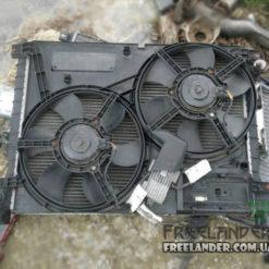 Вентилятор радіатора для Land Rover Freelander 1998-2006 2.0 16V Diesel M47 PGF000231
