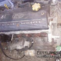 Купити мотор (двигун) 1.8Л. 16V 18K4FN71 Land Rover Freelander