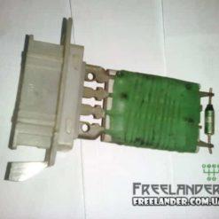 Резистор пічки з кондиціонером LAND ROVER Freelander 1998-2006 JGM000020, JGM500010