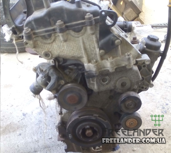 Двигатель Land Rover Freelander 2.0 M47 TD4 2000-2006