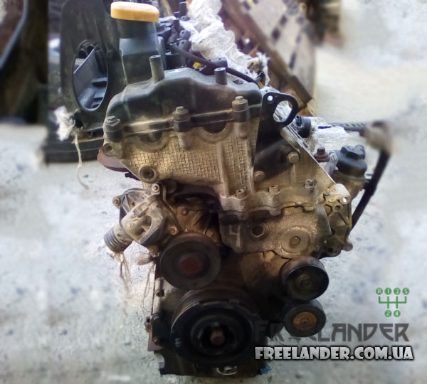 Двигун Land Rover Freelander 2.0 M47 TD4 (BMW) 2000-2006