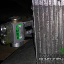 Фото Випарник кондиціонера Land Rover Freelander 658941L