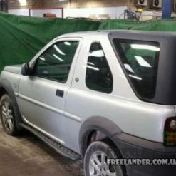 Фото Комплект молдінгів Land Rover Freelander Sport