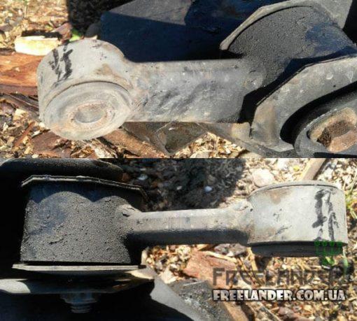 Фото Опора двигуна задня нижня Freelander 1 KKH102680 2.0 M47 BMW
