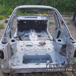 Фото Задня частина кузова Land Rover Freelander 1