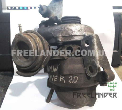 Фото Турбокомпресор Land Rover Freelander 2.0Td4 (BWM)7781450B