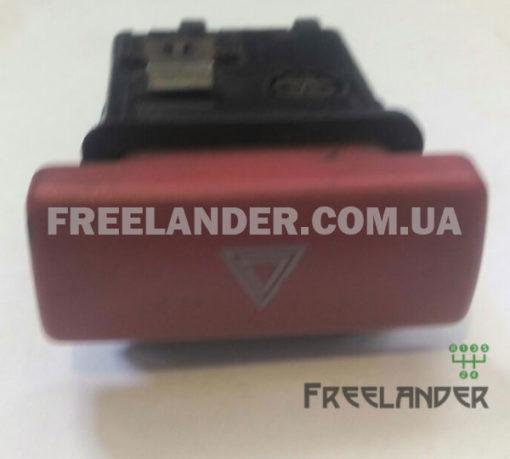 Фото Кнопка аварійки Land Rover Freelander 1 YUG102220