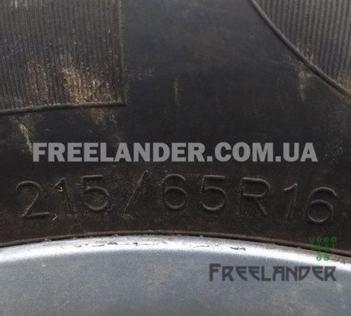 Фото R16 205 65 Land Rover Freelander