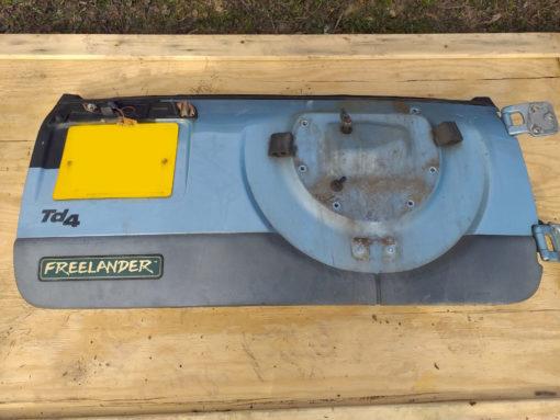 Фото Двері багажника Land Rover Freelander 1 (блакитний колір) ASR1812