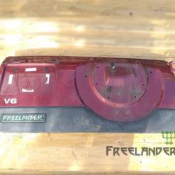 Фото Двері багажника Land Rover Freelander I червоно-пурпурний