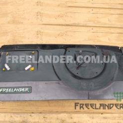 Фото Двері багажника Land Rover Freelander I (чорний колір) BIC490010