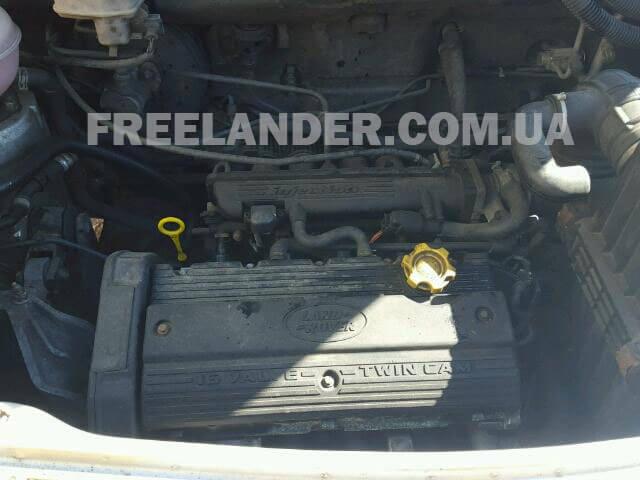 Фото Двигун (мотор) Land Rover Freelander 1 1.8 18K4F 2001-2006