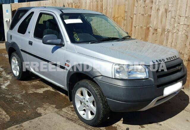 Фото Розборка Land Rover Freelander 1.8 1998-2006