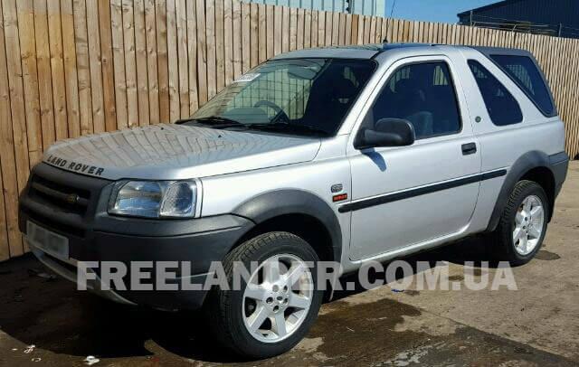 Фото Шрот Land Rover Freelander 1.8 1998-2006