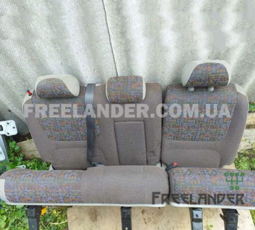 Фото Задній диван Land Rover Freelander 1 1998-2003