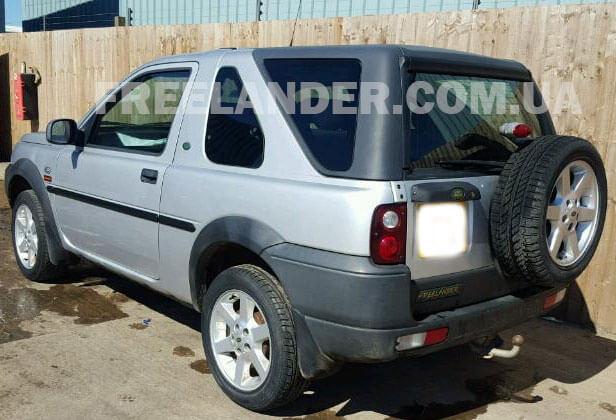 Фото Запчастини Land Rover Freelander (трьохдверний) 1.8 1998-2006