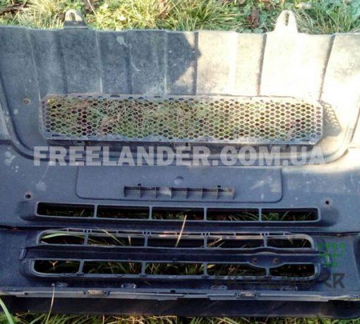 Фото Бампер передній з протитуманками Freelander 1