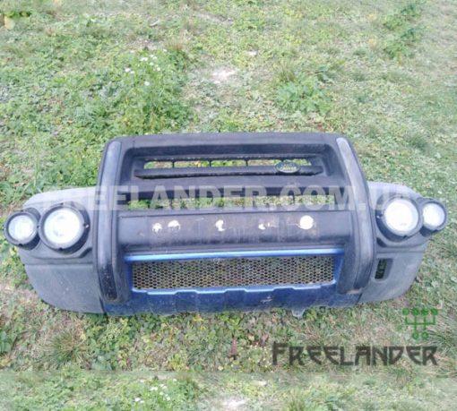 Фото Бампер передній з протитуманками Land Rover Freelander 1