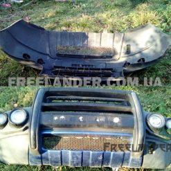 Фото Бампер передній з протитуманками Land Rover Freelander 1 дорестайл