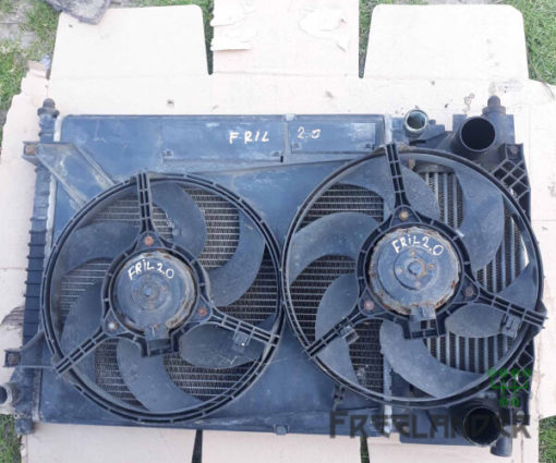 Дифузор вентиляторів Land Rover Freelander 2.0 Td4 PGK100660