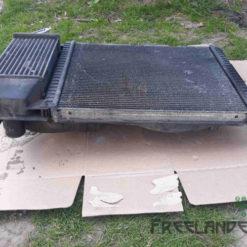 Радіатор інтеркулера Land Rover Freelander 2.0 Td4
