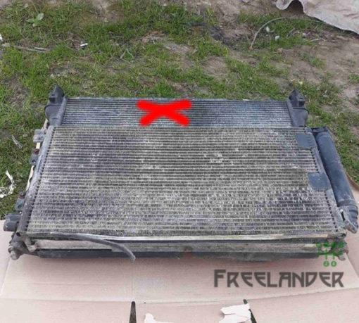 Радиатор кондиціонера Freelander 1 1.8 Самбір