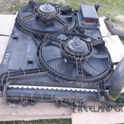 Вентилятор радіатора Land Rover Freelander 1 2.5 V6