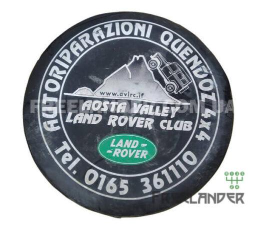Фото Чохол запасного колеса Land Rover Freelander 1